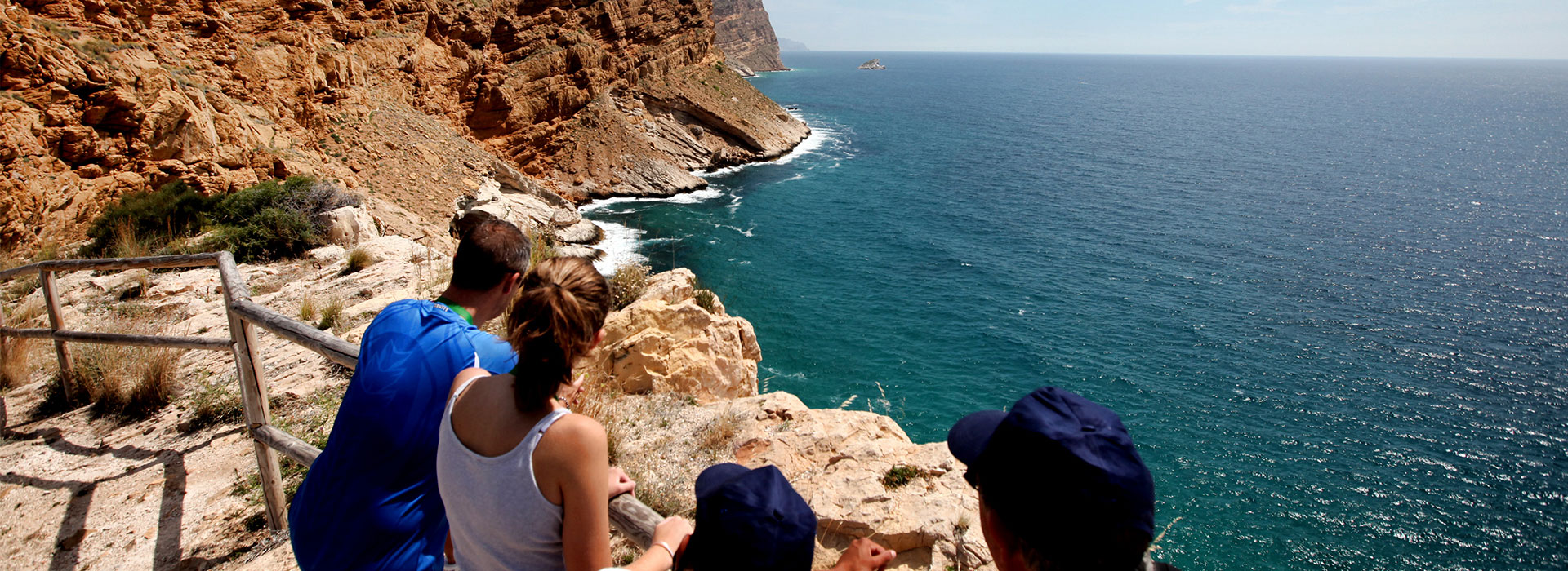 Adventure and sports activities in Spain