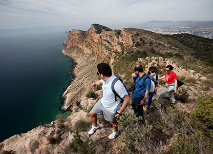 Hiking trails around Spain